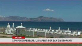 Palermo.Stagionebalneare il 6 giugno, lidi già aperti per bar e ristoranti