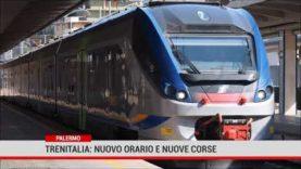 Palermo. Trenitalia: nuovo orario e nuove corse