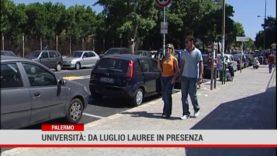 Palermo. Università: da luglio lauree in presenza
