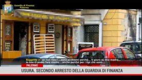 Palermo. Usura. Secondo arresto della Guardia di Finanza