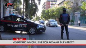 Palermo. Vendevano immobili che non avevano: due arresti