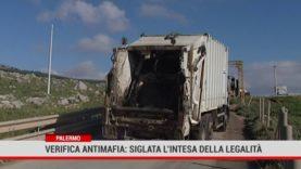Palermo. Verifica antimafia:  firmata l'Intesa  della legalità