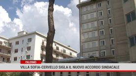 Palermo. Villa Sofia-Cervello sigla il nuovo accordo sindacale
