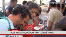 """Palermo. """"Vola a Palermo, prenota 4 notti, una è gratis"""""""