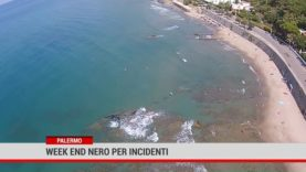 Palermo.Week end nero per incidenti