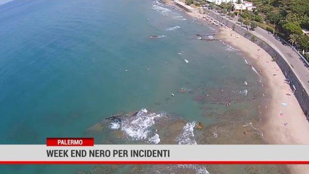 Palermo.Week end nero per incidenti