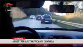 Realmonte. Arrestati due trafficanti di droga