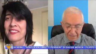 SICILIA SERA – CON ANGELO BONELLI,  DAVIDE MOSCA, VIRNA CHESSARI E ALFREDO DAIDONE