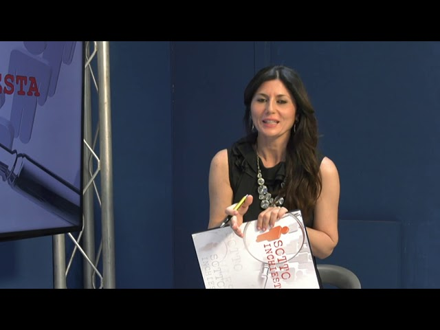 Sotto Inchiesta Seconda Puntata – Una trasmissione ideata e condotta da Flavia Fontata