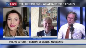 TELE ONE: 19 LIVE IN TOUR COMUNI DI SICILIA