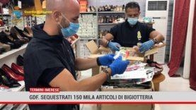 Termini Imerese. Gdf: sequestrati 150 mila articoli di bigiotteria