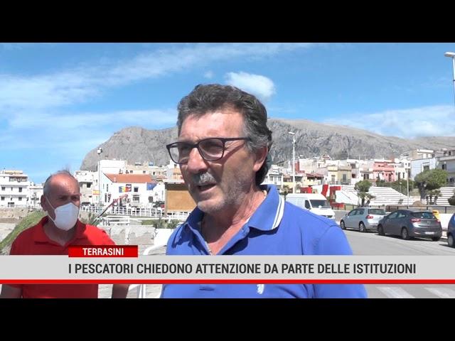 Terrasini. I pescatori chiedono attenzione da parte delle istituzioni