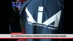 Trapani. La Dia confisca beni al cognato di Matteo Messina Denaro