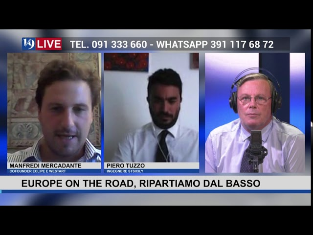 19LIVE   EUROPE ON THE ROAD RIPARTIAMO DAL BASSO