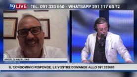 19LIVE   IL CONDOMINIO RISPONDE   LE VOSTRE DOMANDE ALLO 091 333660