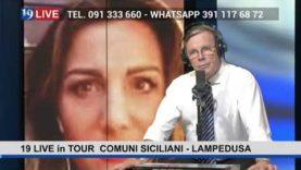 19LIVE in TOUR – COMUNI SICILIANI – LAMPEDUSA BUONO
