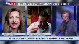 19LIVE in TOUR   COMUNI SICILIANI   S MAURO CASTELVERDE