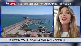 19LIVE in TOUR   COMUNI SICILIANI   CEFALU