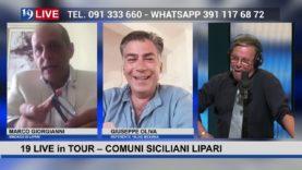 19LIVE in TOUR – COMUNI SICILIANI – LIPARI