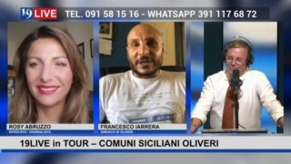 19LIVE in TOUR – COMUNI SICILIANI – OLIVERI