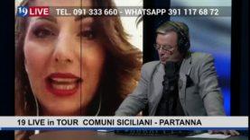 19LIVE in TOUR – COMUNI SICILIANI – PARTANNA