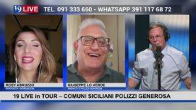 19LIVE in TOUR –  COMUNI SICILIANI – POLIZZI GENEROSA