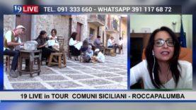 19LIVE in TOUR   COMUNI SICILIANO   ROCCAPALUMBA