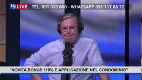 19LIVE – NOVITA' BONUS 110% E APPLICAZIONE NEL CONDOMINIO