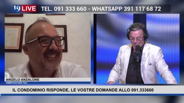 #19LIVE – PUNTATA DEL 30 GIUGNO 2020, conduce in studio @RobertoMarcoOddo