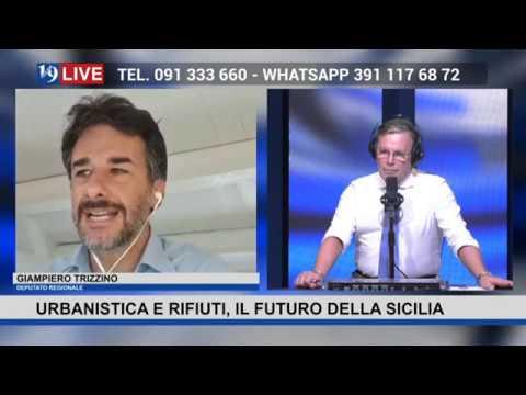 #19LIVE   URBANISTICA E RIFIUTI,  con on. @AlessandroAricò e on. @GiampieroTrizzino