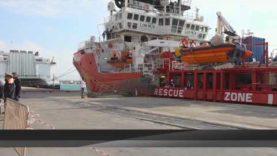 A Ragusa, 11 migranti positivi