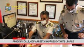 Carini. Frode fiscale, Gdf arresta rappresentante legale