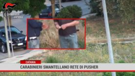 Catania. Carabinieri smantellano rete di pusher