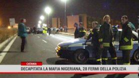 """Catania. Decapitata la 'mafia' nigeriana dei""""Maphite"""", 28 fermi della polizia"""