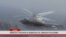 Catania. Minacce e violenza ai danni dell'ex. Indagato un 42enne