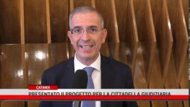 Catania. Presentato il progetto per realizzare la nuova Cittadella giudiziaria