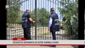 Enna.  Sequestro antimafia di oltre 600mila euro