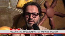 Gibellina. Presentata la 39^ edizione del Festival delle Orestiadi