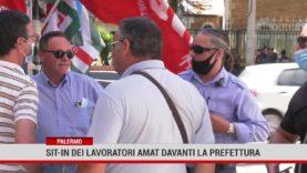 """Lavoratori Amat in presidio in Prefettura dopo le aggressioni, """"Personale e bus insufficienti"""""""