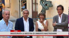 Lipari. Inaugurata al Parco archeologico  la mostra con le sculture di Umberto Mastroianni
