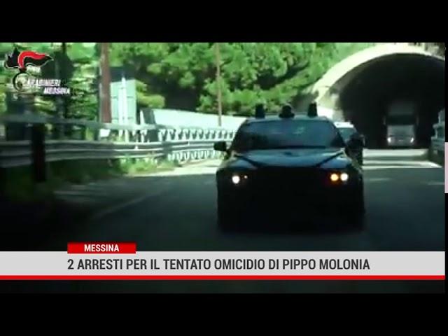 Messina. 2 arresti per il tentato omicidio di Pippo Molonia