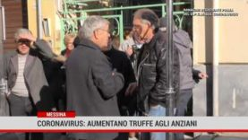 Messina. Coronavirus: aumentano truffe agli anziani
