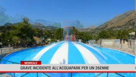 Monreale. Grave incidente all'Acqupark per un 26enne