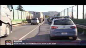 Monreale. Incidente sulla circonvallazione, un morto e tre feriti