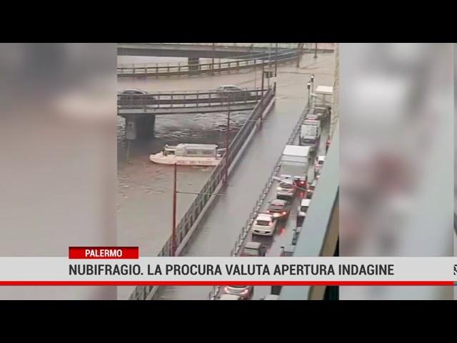 Nubifragio a Palermo. La Procura valuta l'apertura di un'indagine