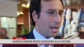 Palermo. Alberto Samonà nuovo Assessore alla Cultura in Sicilia