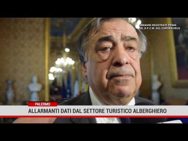 Palermo. Allarmanti dati dal settore turistico alberghiero