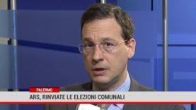 Palermo Ars. Approvata legge per il rinvio delle elezioni comunali