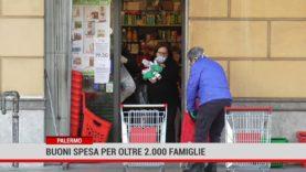 Palermo. Buoni spesa per oltre 2000 famiglie, nuova domanda dal 20 aprile