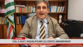 Palermo. Cisl e Sicet: riqualificare gli edifici abbandonati